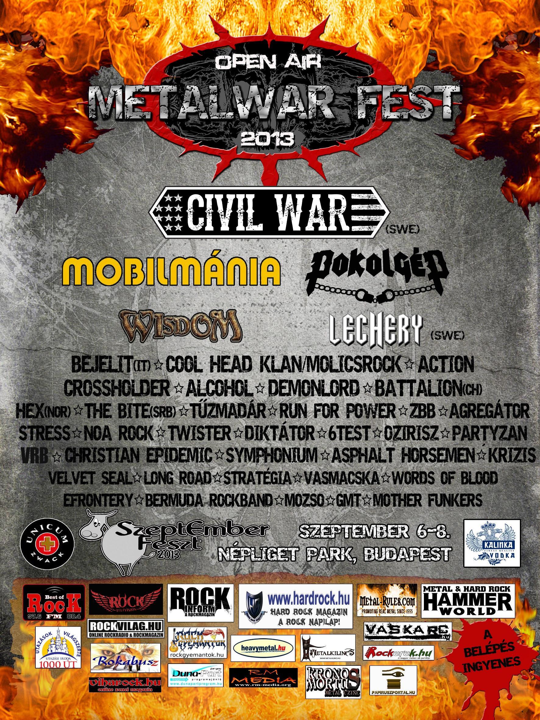 Metalwar fest 2013