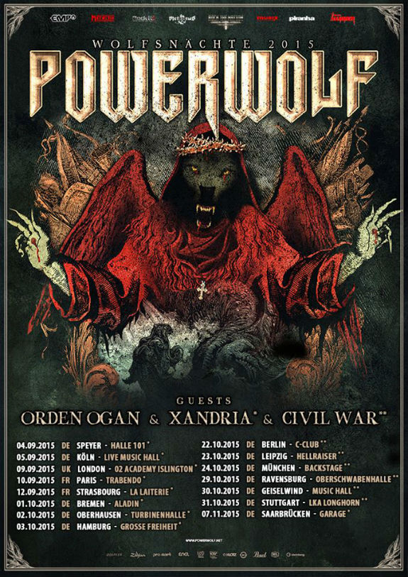 Powerwolf 1